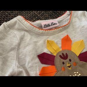 Little Lass Matching Sets - Little Lass CUTE🍁Thanksgiving 🦃outfit set